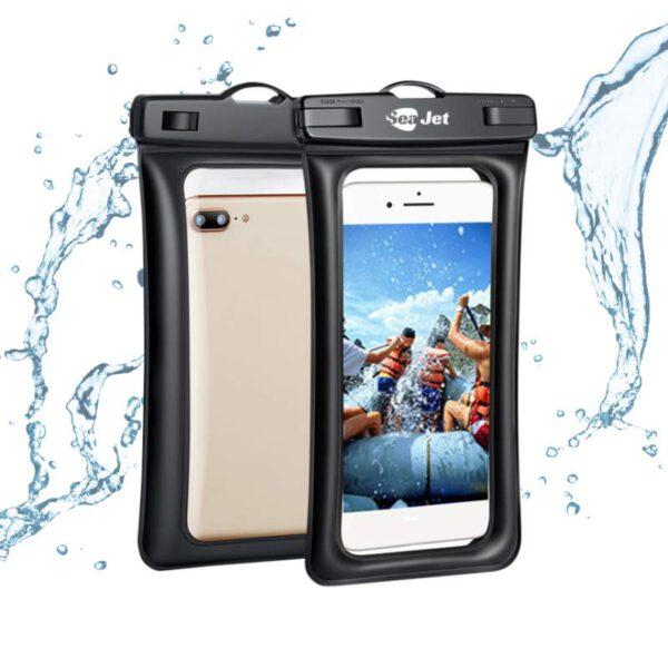 נרתיק צף לטלפון סלולרי עמיד במים